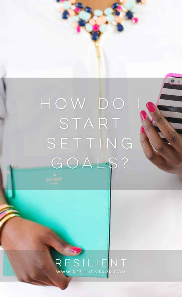 I must confess: I LOVE setting goals. Love it. I could set goals all day long. For fun, sometimes I plan out different parts of my life and dream about the future and I absolutely love it. Of course, I try to live in the present, but thinking about the future can certainly be fun and motivating. Here's how to start setting goals.