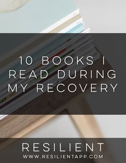 10 Books I Read During My Recovery