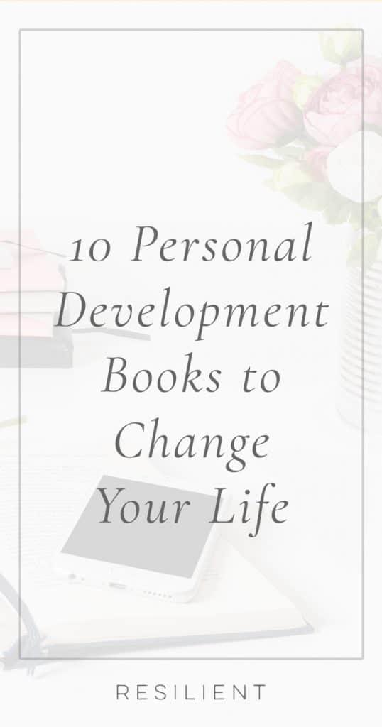 10 Personal Development Books