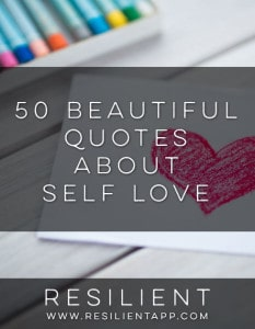 50 Beautiful Quotes About Self Love