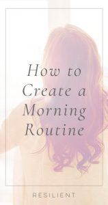 Morning routines! It's always interesting to see how other people start their days, and this is a popular thing to talk about by vloggers on Youtube. I haven't ever seen someone do a morning routine that's related to staying happy and anxiety-free, so here's a little glimpse into how I start my mornings that work for me.