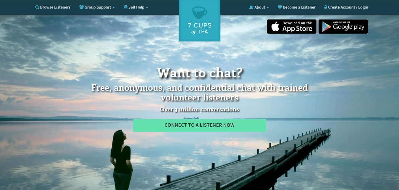 Websites for Free Online Therapy