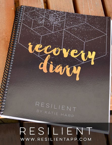 This Will Help You Keep Track of Your Recovery Progress for Depression and Anxiety