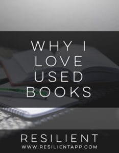 Why I Love Used Books