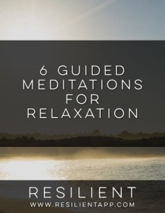 6 guided meditations by eckhart tolle