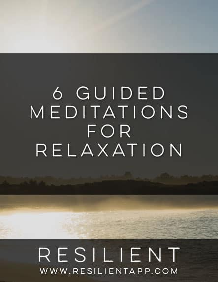 6 Guided Meditations for Relaxation