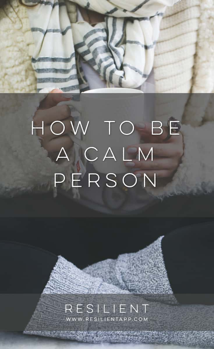 Being a calm person can help you navigate the difficult times in your life with ease and grace and handle situations with more patience and forgiveness. Here's how to be a calm person.