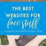 The Best Websites for Free Stuff
