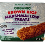 Trader Joe's Brown Rice Marshmallow Treats Review
