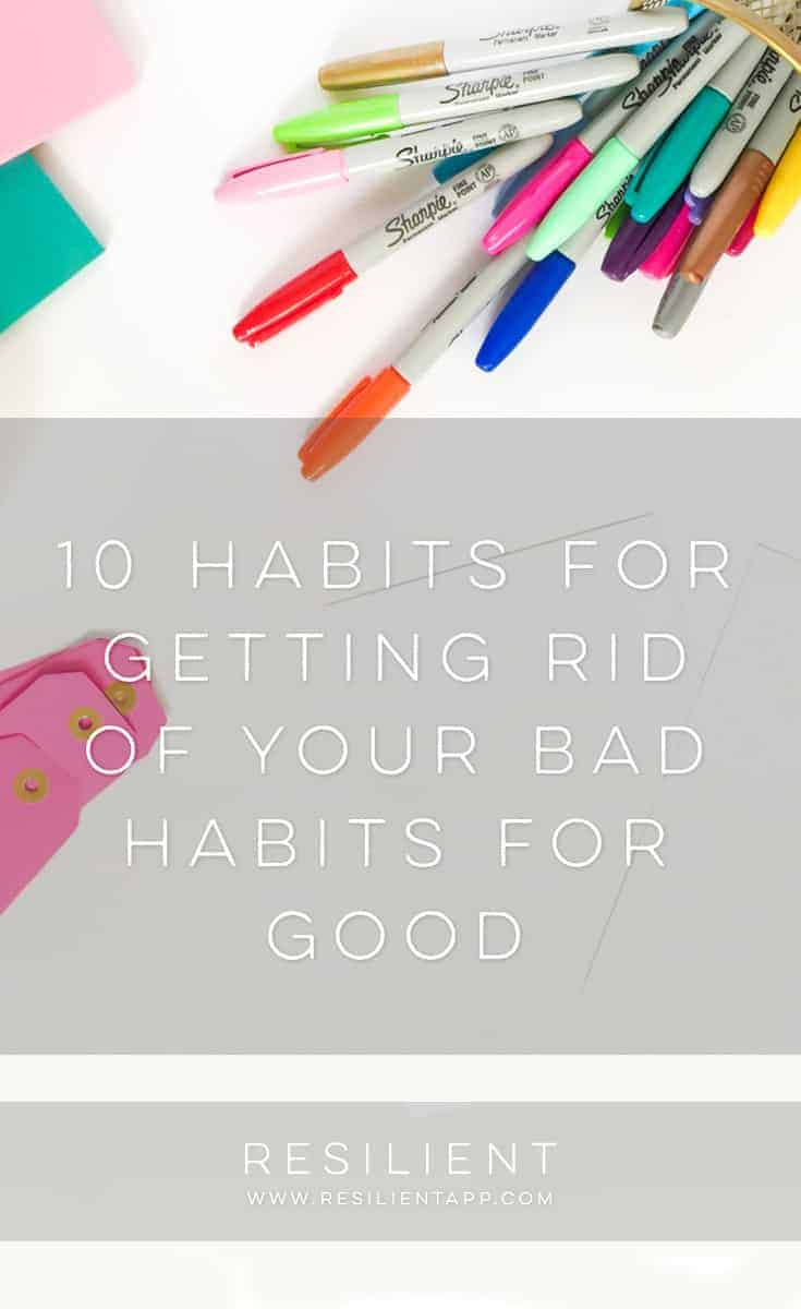 Your habits can be either the reason for your success or the cause of your failure. Many philosophers and wise men through the ages have spoken about the importance of habit.