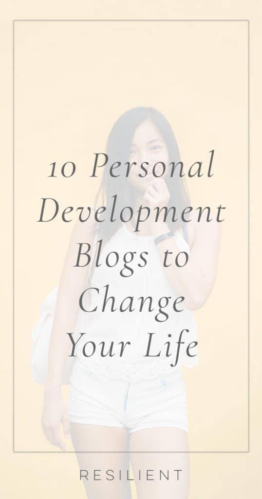10 Personal Development Blogs