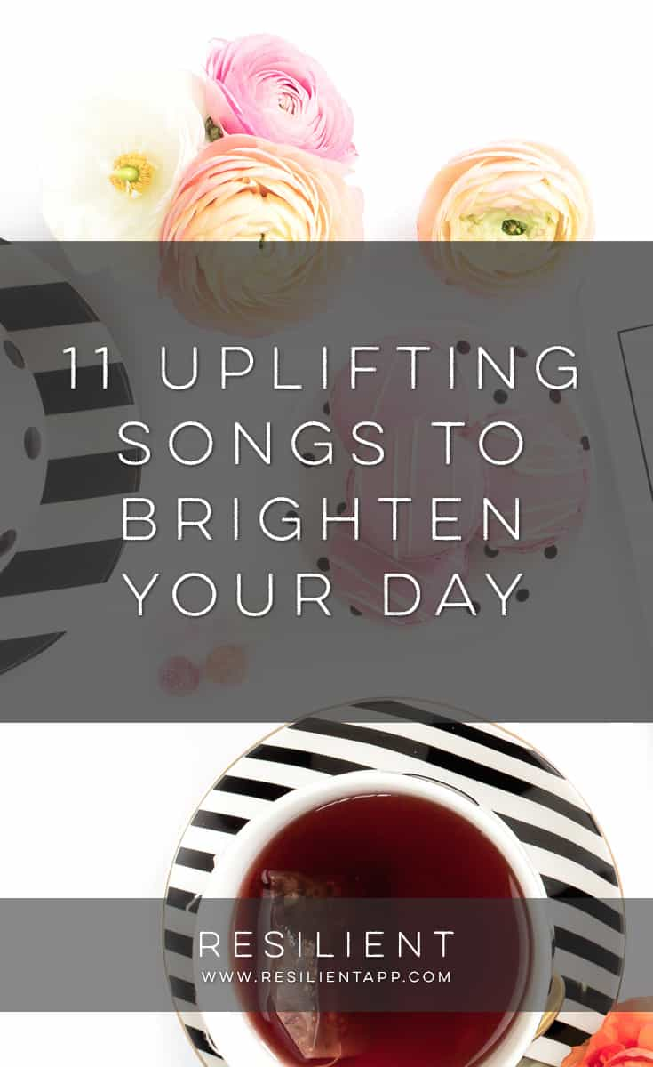 The right song can help lift your mood and make your day feel a little better. I love happy kinds of dance and pop music for putting me in a happier mood. Here are 11 uplifting songs to brighten your day.