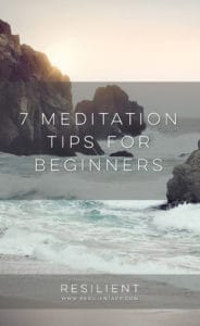 7 Meditation Tips for Beginners