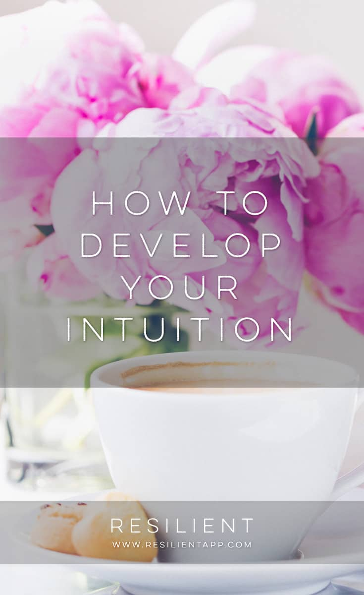 Intuition may seem to be a spooky, otherworldly talent, but it's actually a very natural skill that anyone can learn to develop and use in their everyday lives. At its core, intuition is nothing more than the ability to tune into subtle subconscious messages that we perceive from our environment. Here's how to develop your intuition.