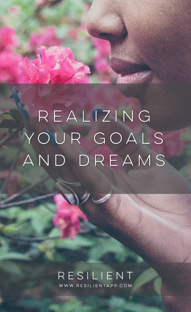 Your personal goals and dreams do not have to remain in the future forever. With some careful planning and consistent dedication, you can make your personal goals a reality. There are many factors that may stop you from reaching your goals; here are a few ways to break through the challenges of realizing your goals.