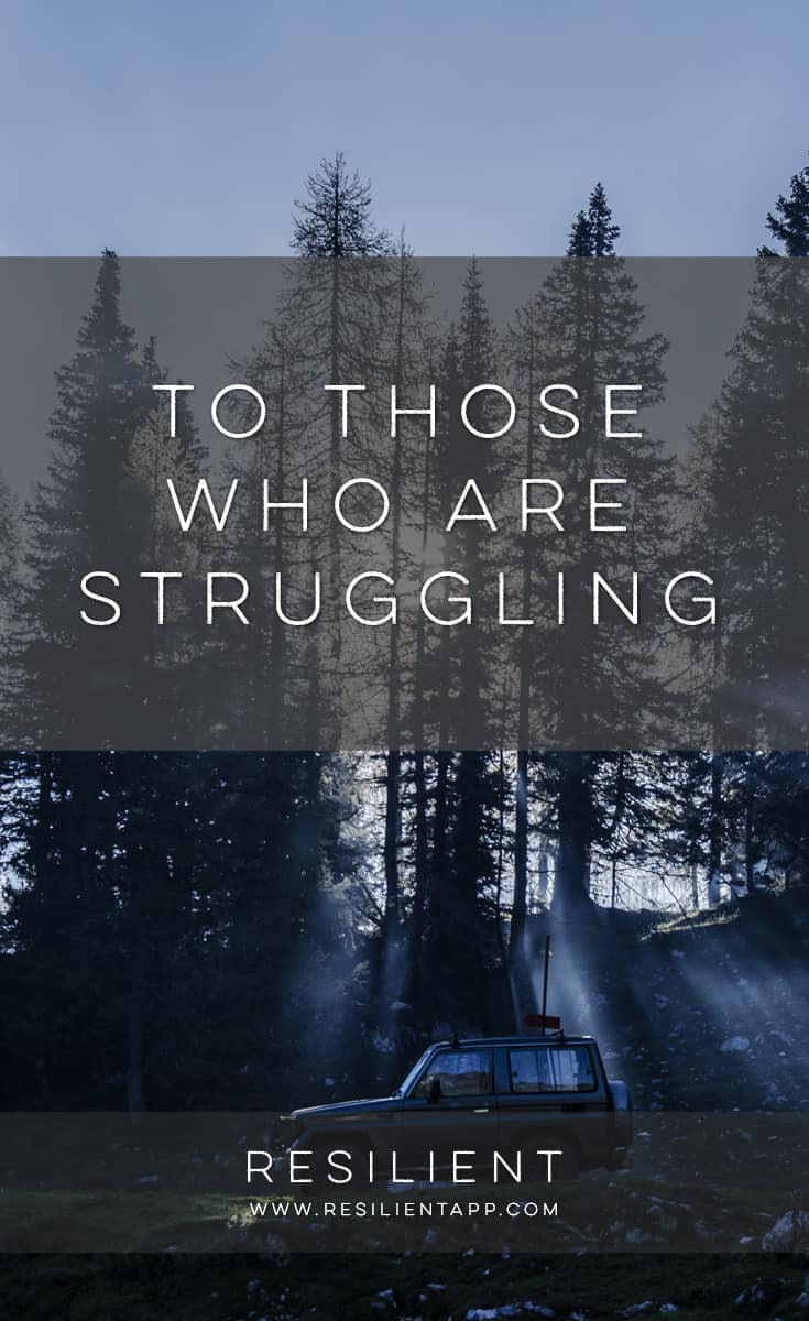 On Twitter I met a struggling soul who shared a lack of friends, family, motivation, self-esteem and confidence.  I feel for him because I know what it's like to struggle, to feel down and even depressed, to have no motivation. I have suffered from confidence problems, many times.  So I'm writing this for him, and to those who are struggling.