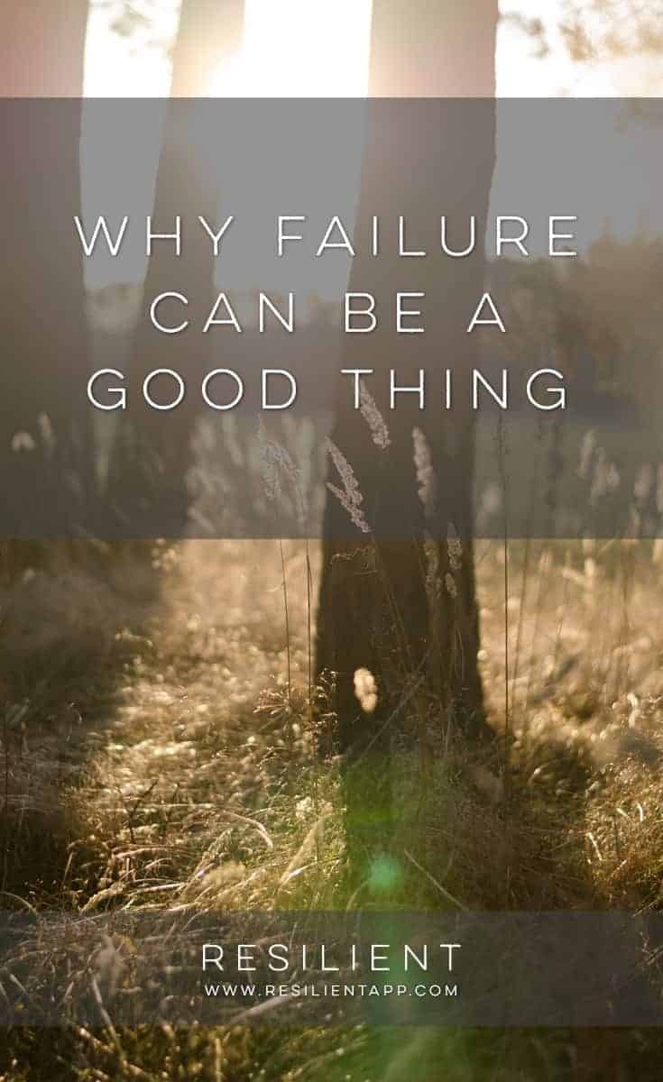 At the time, failure feels like the worst possible outcome in a situation. But sometimes it's not until much later that we learn important lessons from our mistakes and realize that we actually got more out of the experience than we realized. Here's why failure can be a good thing.