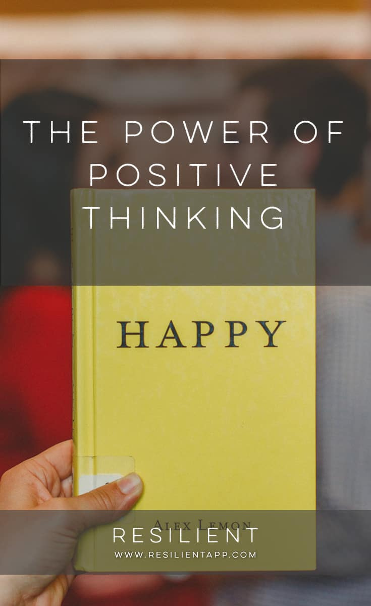 Positivity is a powerful weapon in the fight against sadness, depression and a general negative outlook, and actually helps you to live a happier and more fulfilled life. Here's the power of positive thinking.