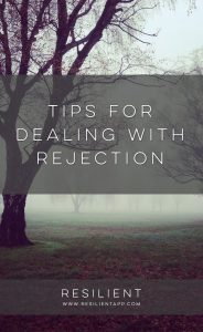 Tips for Dealing with Rejection