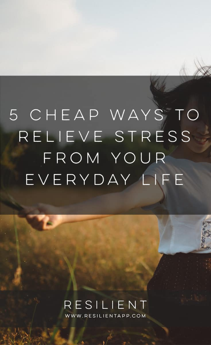 Life can be a stressful thing. Whether you're self-employed or an employee at a big company, stress is something that simply can't be avoided. Even if you're already retired, stress is still something that can be hard to ignore. There are a variety of ways to get rid of stress. These include taking medicine, drinking herbal tea, going to the gym, or going on a date with your significant other. Featured below are five cheap ways to relieve stress from your everyday life.
