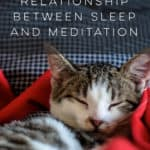 The Relationship Between Sleep and Meditation