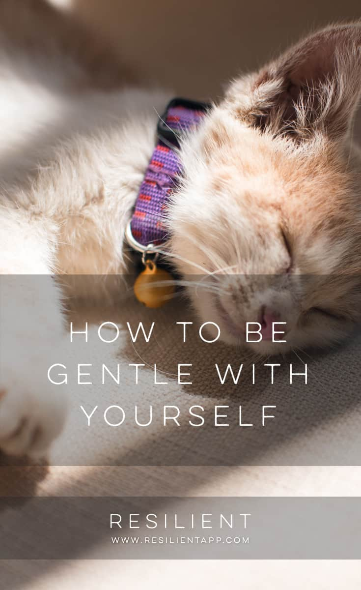 When you're trying to reach your goals, sometimes it feels like everything is taking forever and that you'll never get there. But you will, if you keep taking action. Here's how to be gentle with yourself.