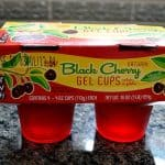 Trader Joe's Natural Black Cherry Gel Cups Review