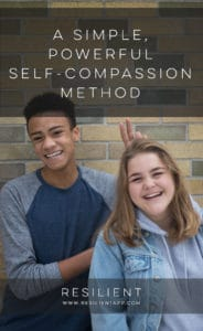 A Simple, Powerful Self-Compassion Method