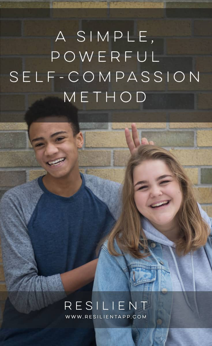 When we're frustrated with others, or feeling bad about ourselves … we often turn toward habits that comfort us: distractions, food, shopping, smoking, and drugs/alcohol. Here is a simple, powerful self-compassion method.