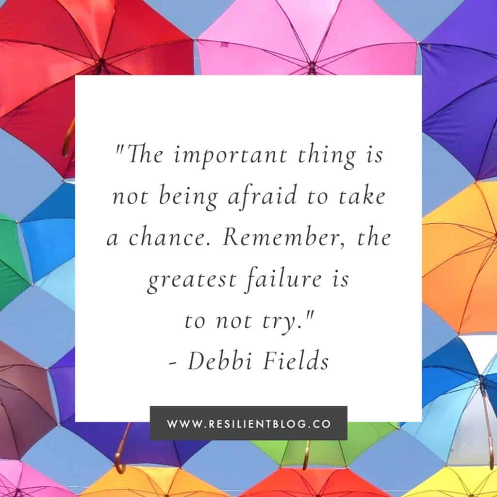Quotes About Taking Chances | Taking Chances Quotes