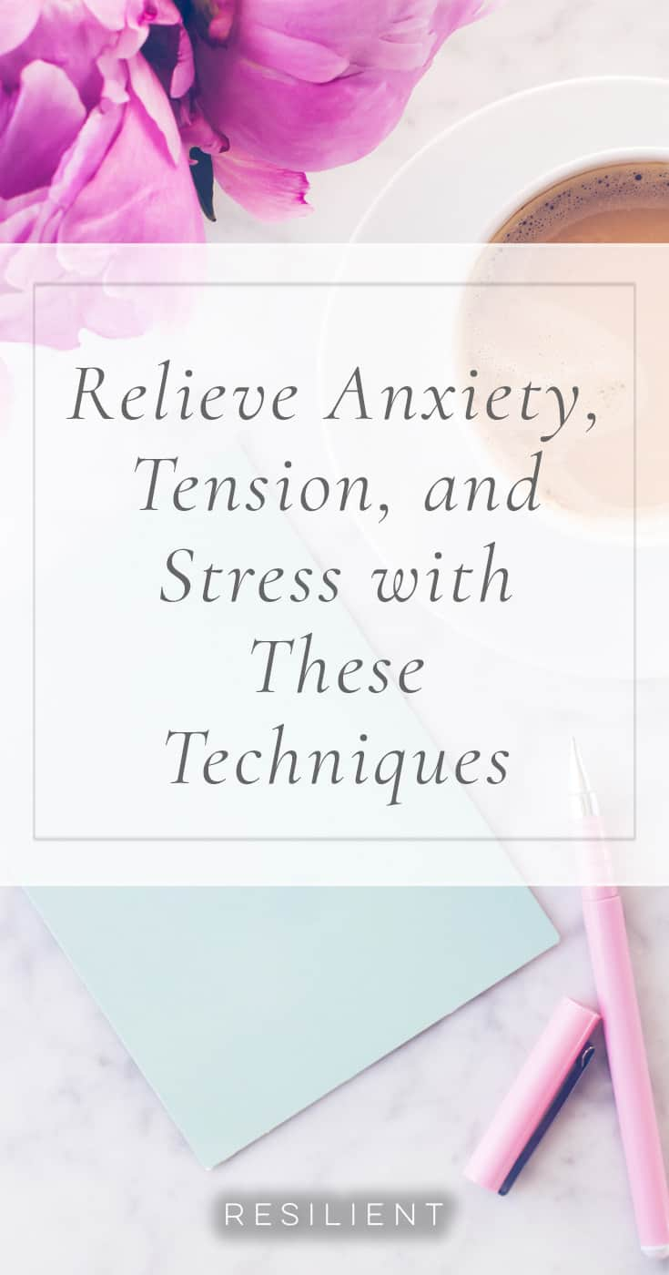 how to relieve stress and anxiety through yoga essay Reducing stress through triggers that link stress and weight gain meditation and yoga have often been with mild depression and anxiety by giving.