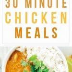 50+ Quick & Easy Weeknight Chicken Dinners