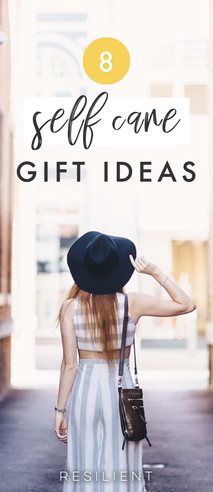 8 Self Care Gift Ideas