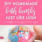 12 DIY Homemade Bath Bombs to Pamper Yourself