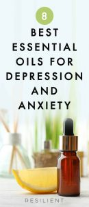 8 Best Essential Oils for Depression and Anxiety