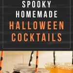 Spooky Easy Halloween Cocktail Recipes