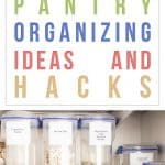 19 Brilliant Pantry Organizing Ideas and Hacks