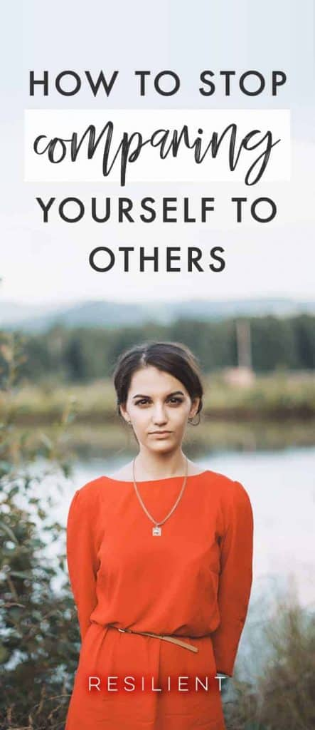 If you took the strengths of others, and compared them to your weaknesses, how do you think you'd size up? And do you think this would make you feel good? The funny thing is, this is what most of us do at one time or another — and some of us do pretty often. Here's how to stop comparing yourself to others.