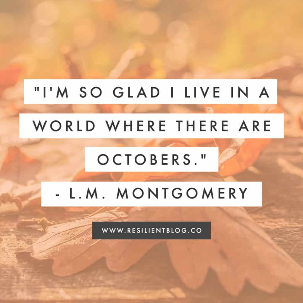 Fall Quotes and Autumn Quotes | Quotes About Fall and Autumn