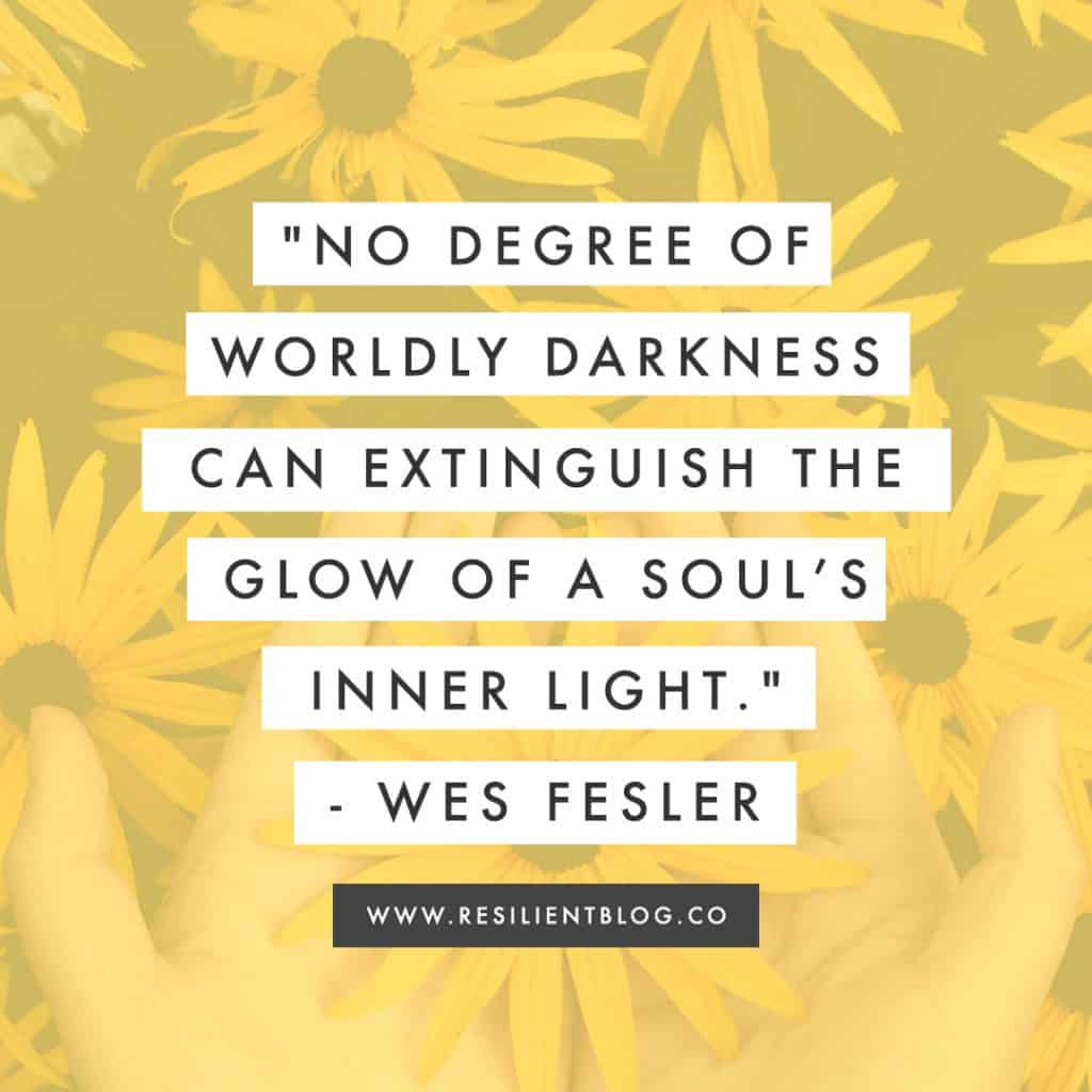 Inner Light Quote | Quotes about Light