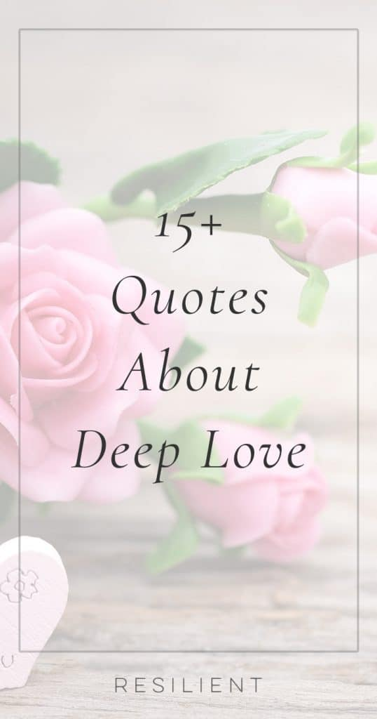 Quotes About Deep Love | Deep Love Quotes