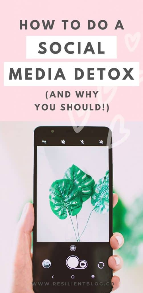 Do you spend too much time on social media, scrolling endlessly through your feeds searching for the meaning of life? Are your friends always telling you to put your phone down and get back to the real world? Are you finding yourself stressed out for no reason? If so, you might need a social media detox.