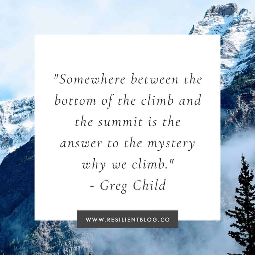 Mountain Quotes | Quotes About Mountains