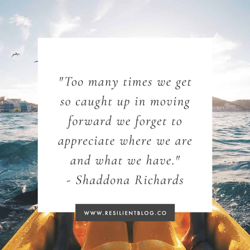 11+ Quotes About Moving Forward and Moving On - Resilient