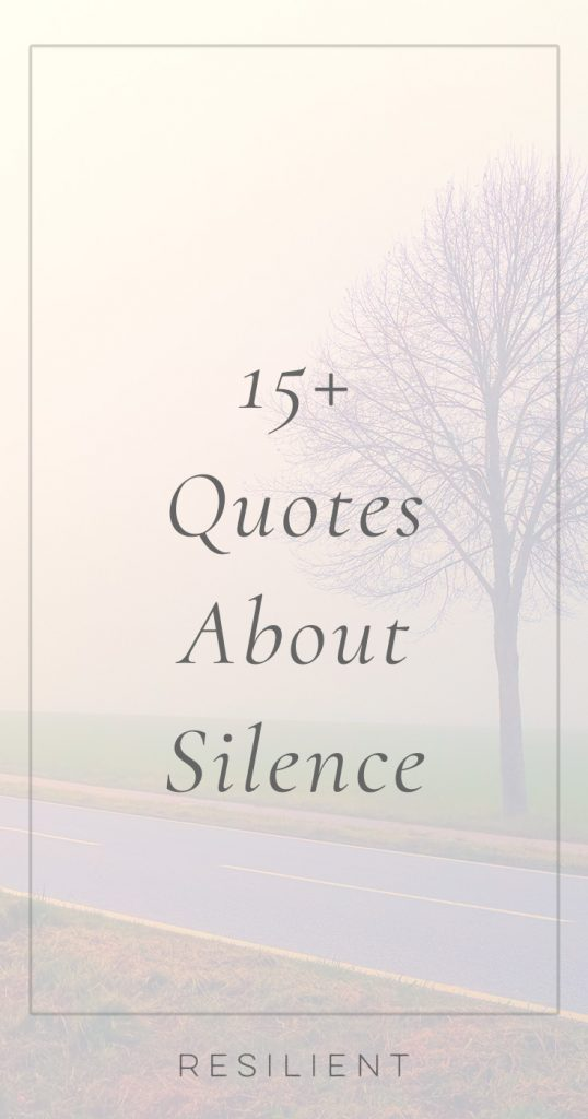 Quotes About Silence | Silence Quotes