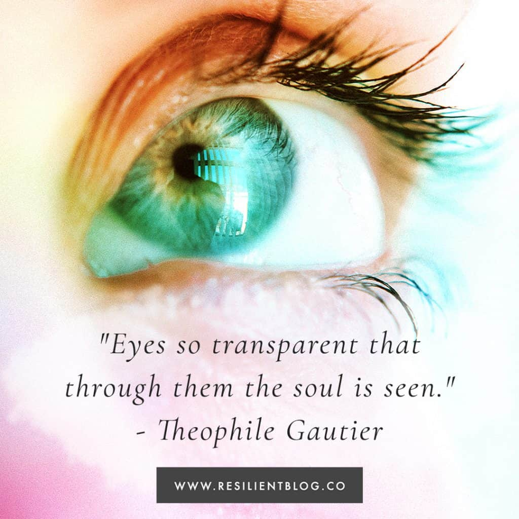 Inspirational Eye Quotes | Quotes About Eyes