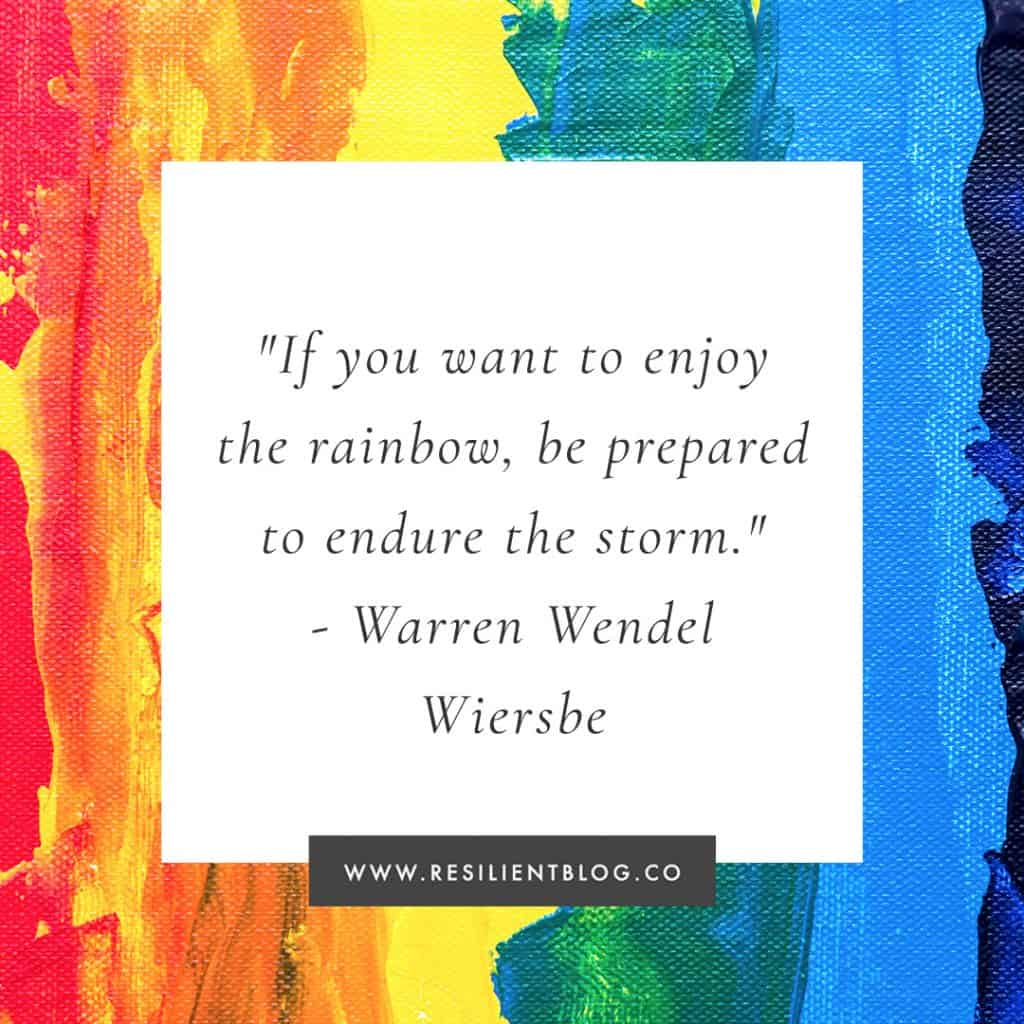 Inspirational Rainbow Quotes   Quotes About Rainbows